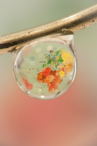 The World in a Droplet